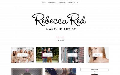 rebecca red nashville makeup artist