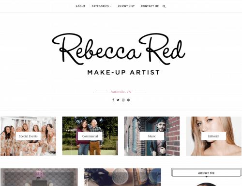 Rebecca Red – SEO Case Study